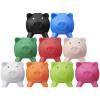 Sparschwein Piggy Bank-schwarz