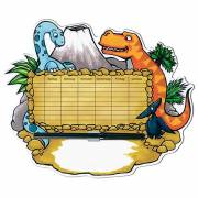 Stundenplan Dinosaurier