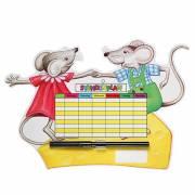 Stundenplan Mäuse