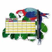 Stundenplan Papagei