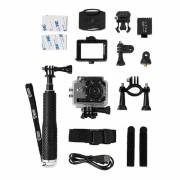 Swiss Peak ActionCam Set - grau