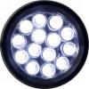LED-Taschenlampe Stollberg in Box-schwarz