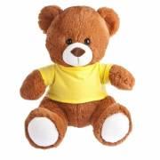 Teddybär Marco mit T-Shirt, bedruckbar