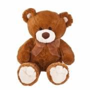 Teddybär Paul mit Schleife