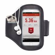 Universales Handy Sport Armband - schwarz