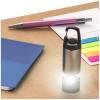 Usrup Mini Laterne Taschenlampe-silber