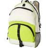 Utah Rucksack-weiß-grün(apfelgrün)