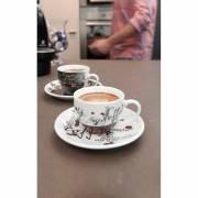 Espresso-Set Aachen für 2 Personen-transparent-