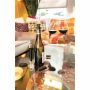 Vino Connoisseur 4-tlg. Set-silber