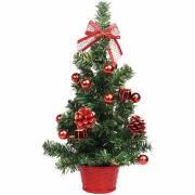 Weihnachtsbaum Lametta