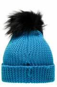 Wintersport Beanie Carvin-blau-one size-unisex