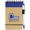 Zuse Notizbuch mit Stift-blau(navyblau)